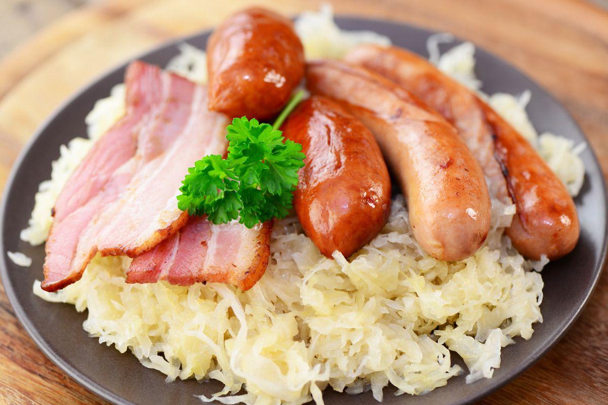 Ricetta originale dei crauti tedeschi