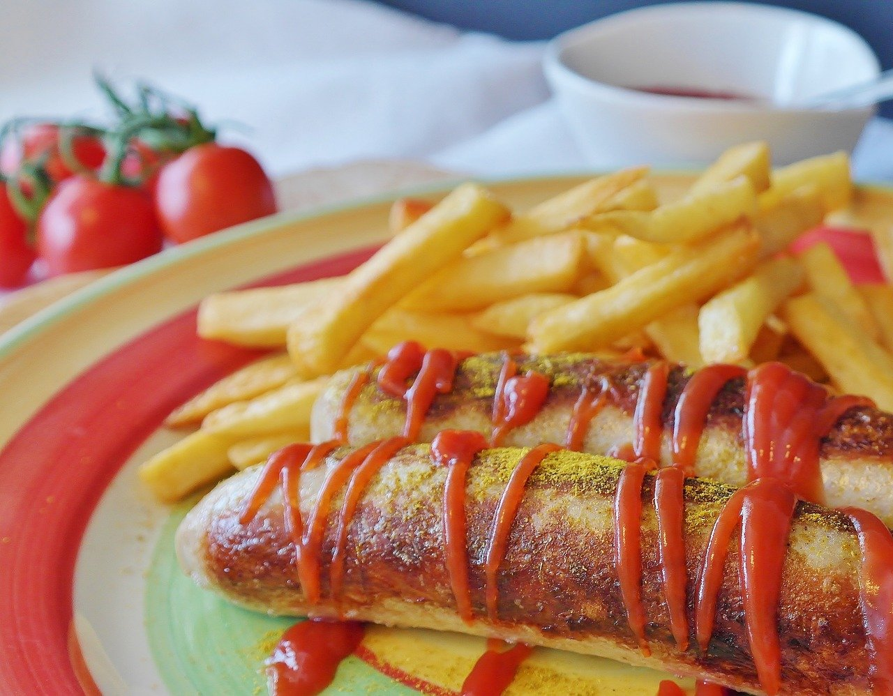 Ricetta del Currywurst