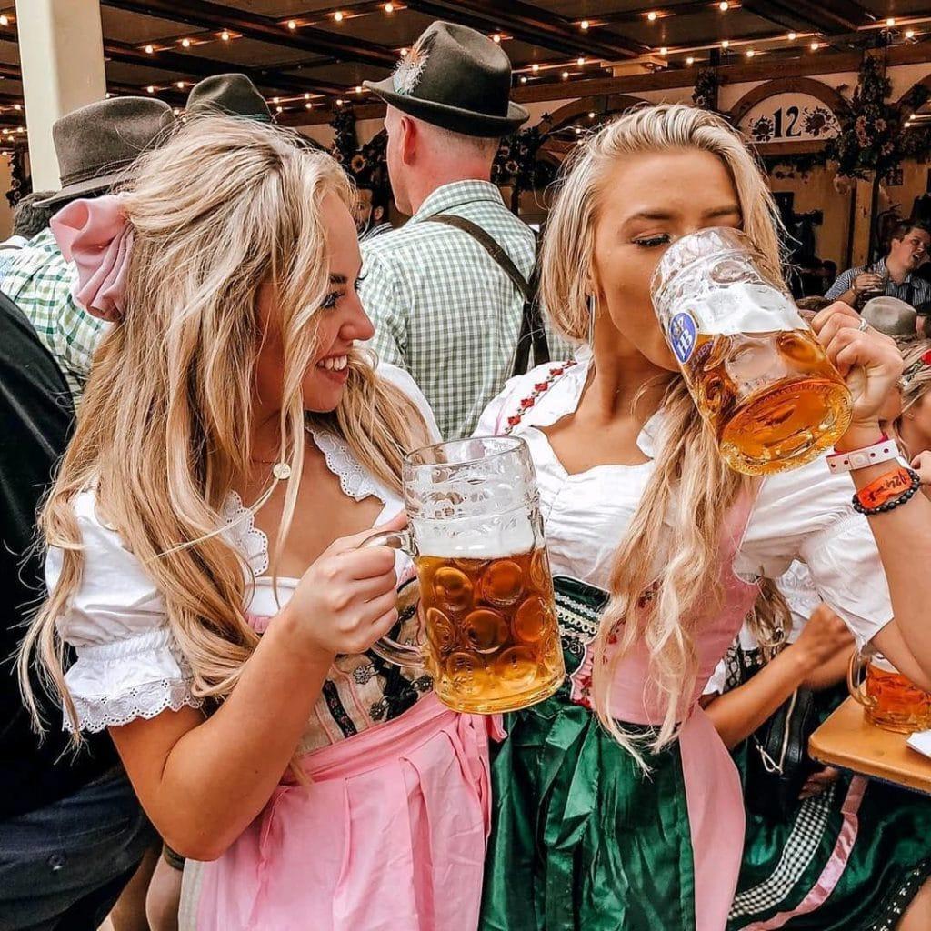 festa della birra monaco di baviera