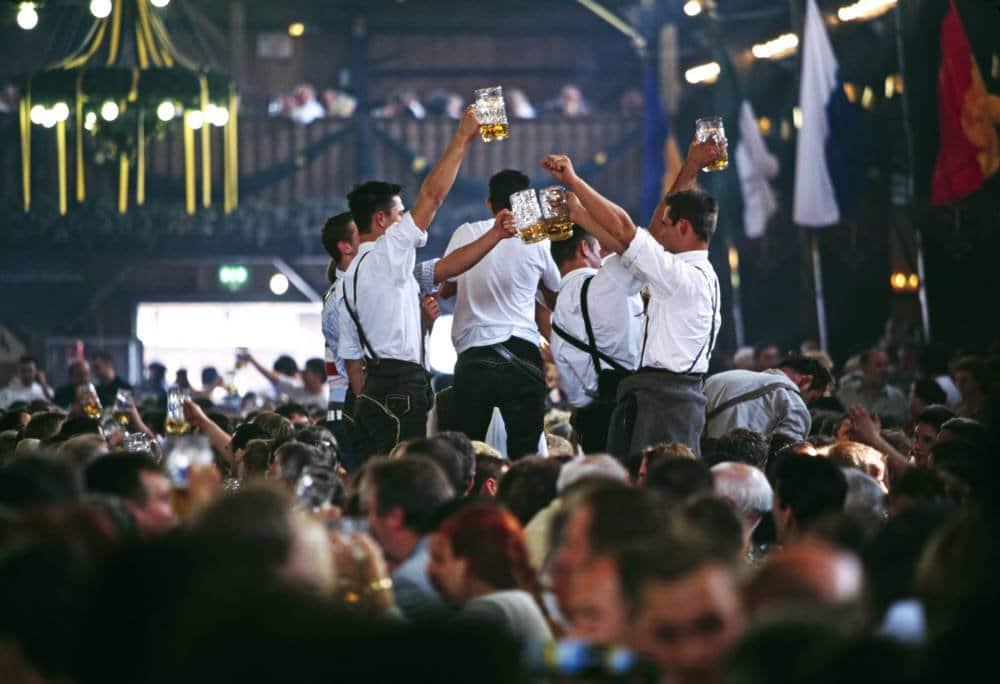 festa della birra rosenheim
