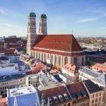 frauenkirche monaco di baviera