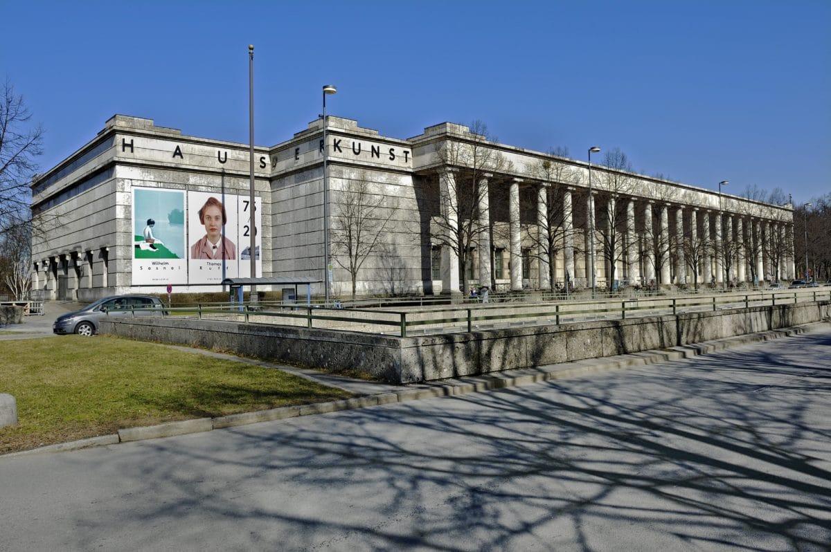 museo Haus der Kunst