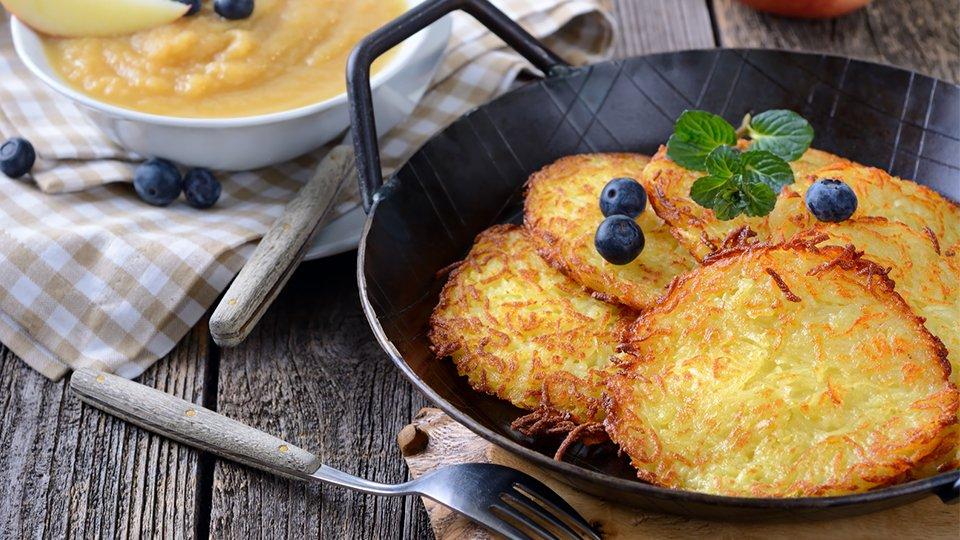 Ricetta dei Kartoffelpuffer