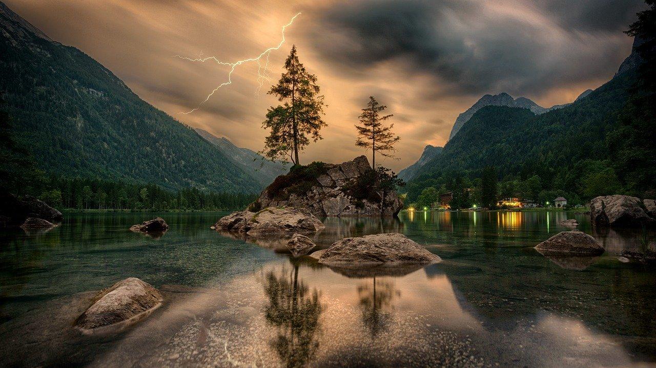 laghi della baviera