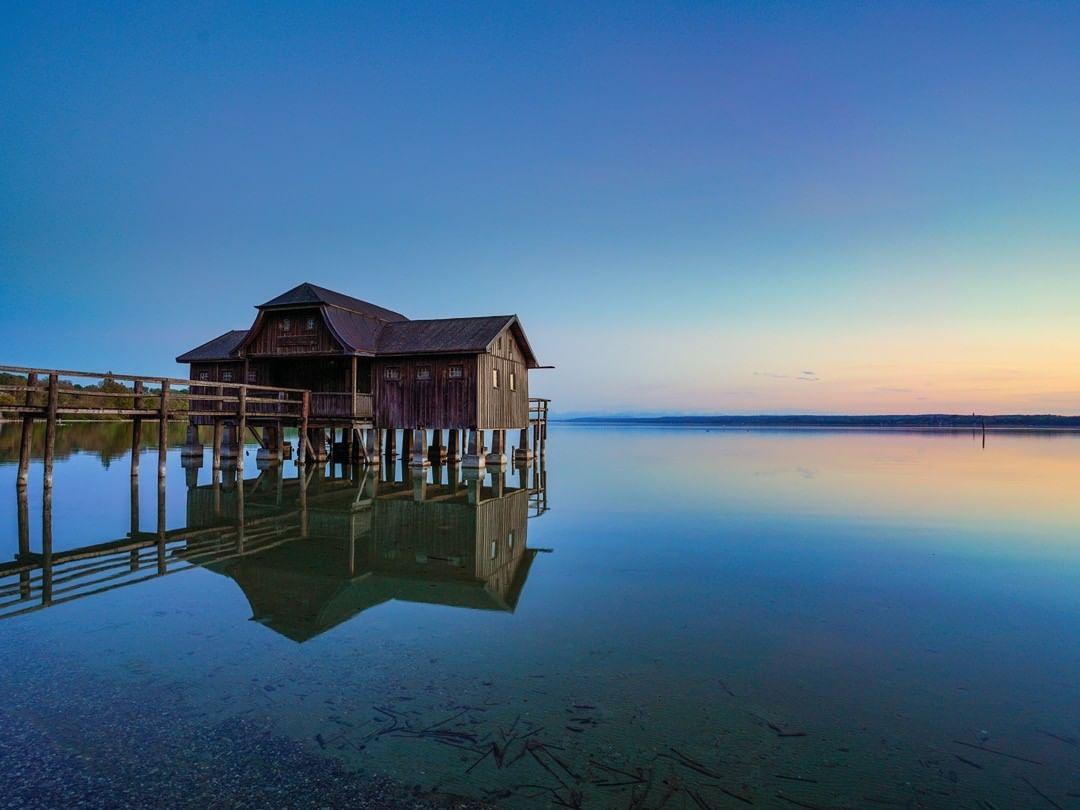 Lago Ammersee monaco
