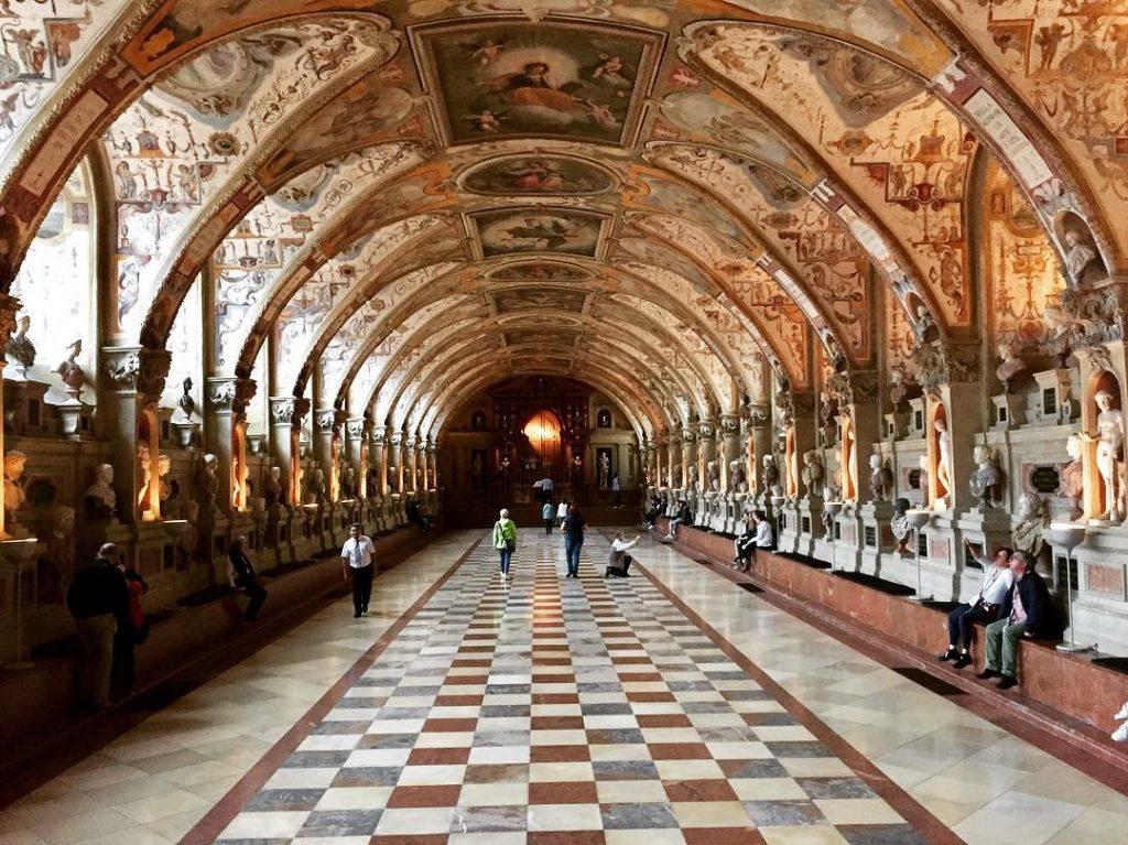 museo residenz monaco di baviera