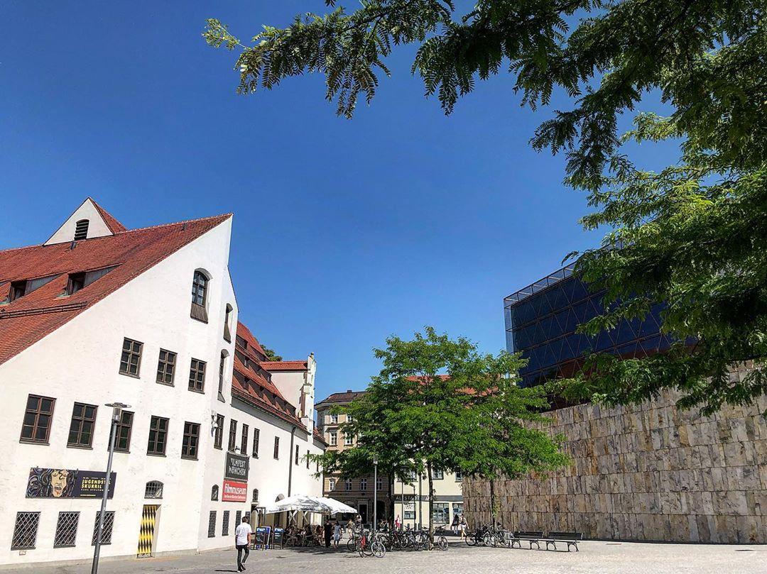 St. Jakobs Platz monaco di baviera