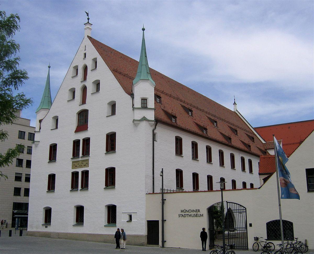 stadtmuseum monaco di baviera