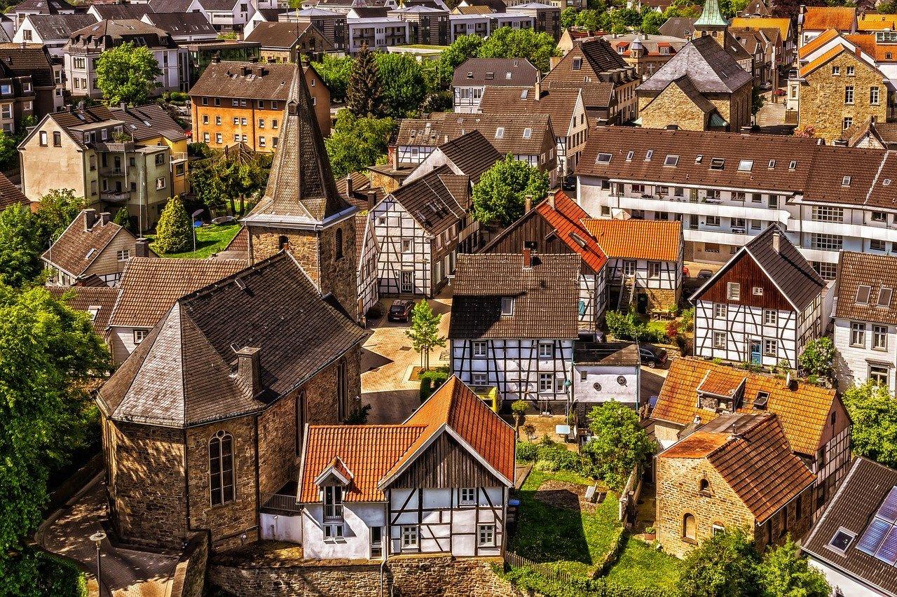 Viaggiare in Germania con i bambini