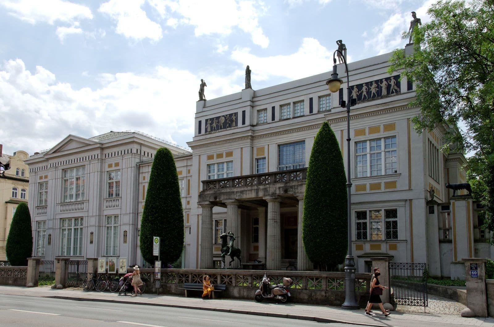 museo villa stuck di monaco di baviera