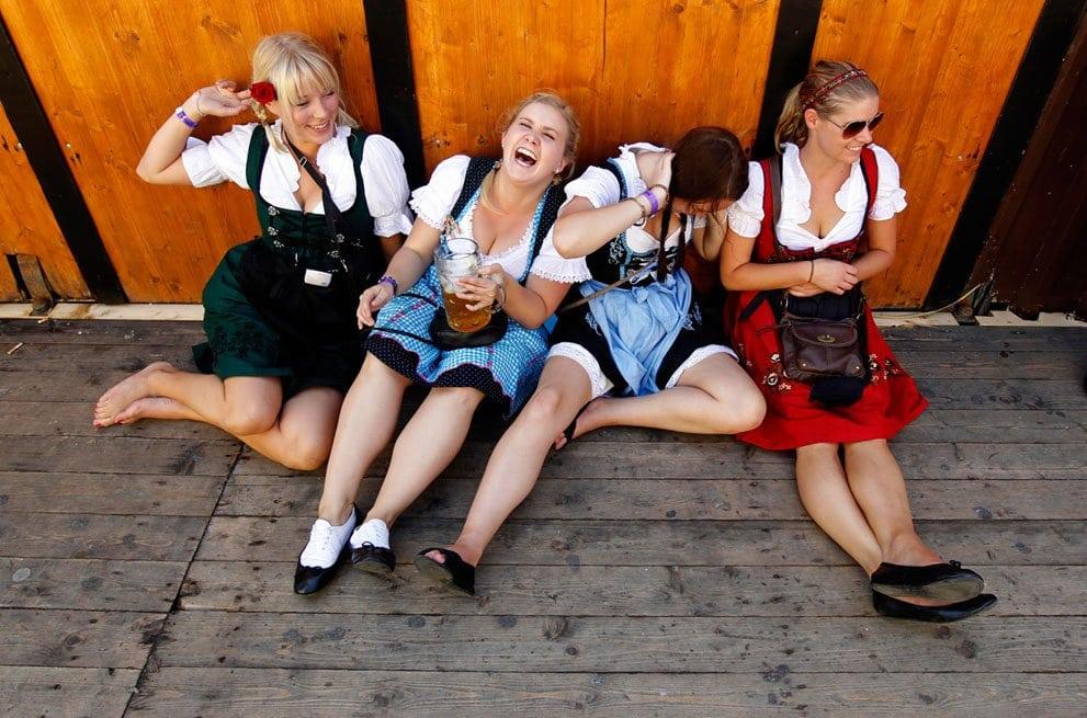 Vocabolario dell'Oktoberfest