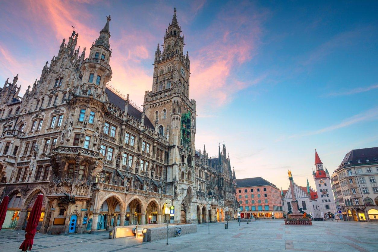 Cosa vedere a Monaco di Baviera in 1 giorno