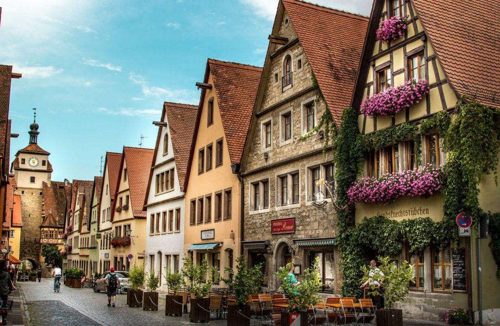 Cosa vedere a Rothenburg ob der Tauber Monaco di Baviera