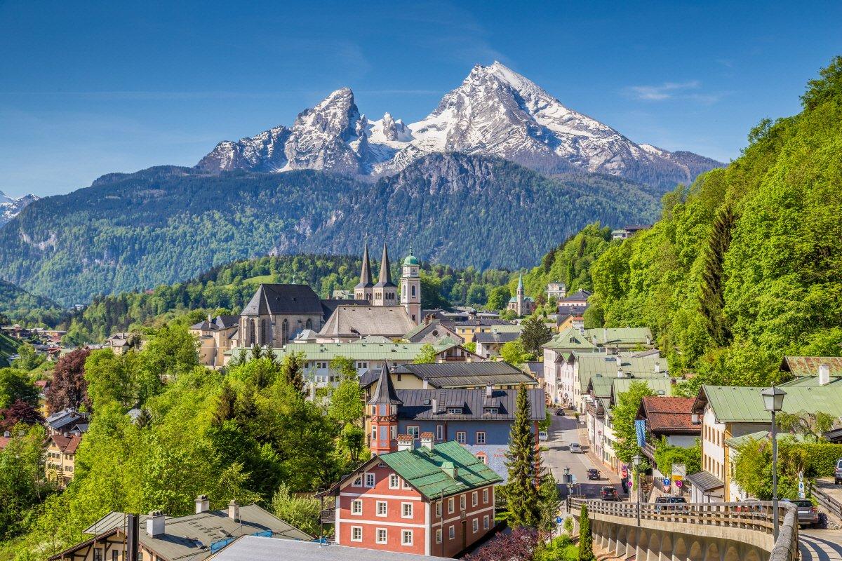 cosa vedere a berchtesgaden, in baviera