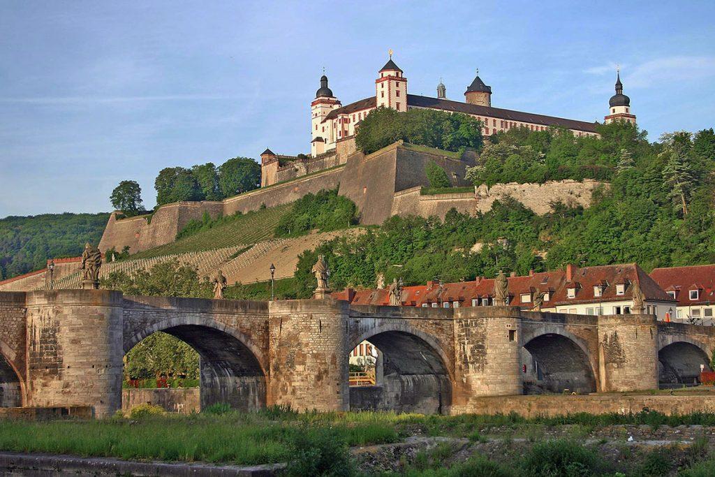 fortezza di marienberg wurzburg 1